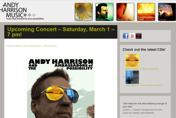 Andy Harrison Music