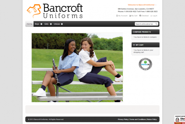 bancroft-uniforms-site